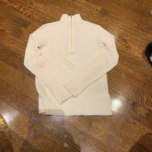 James Perse Ivory Sweater